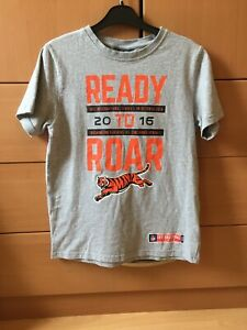 fefa85c0 Details about Kids NFL T-shirt Washington Redskins Vs Cincinnati Bengals  10-11yrs