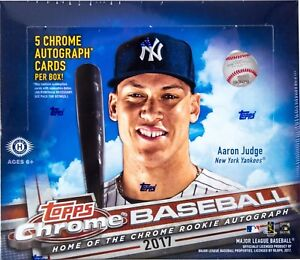 2017-Topps-Chrome-Baseball-Base-Inserts-Refractors-Complete-Your-Set-Build-Lot