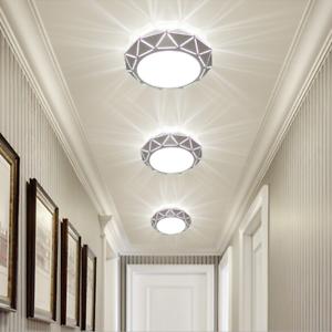Modern Acrylic Led Ceiling Light Chandelier Fixture Aisle Hallway Pendant Lamp Ebay