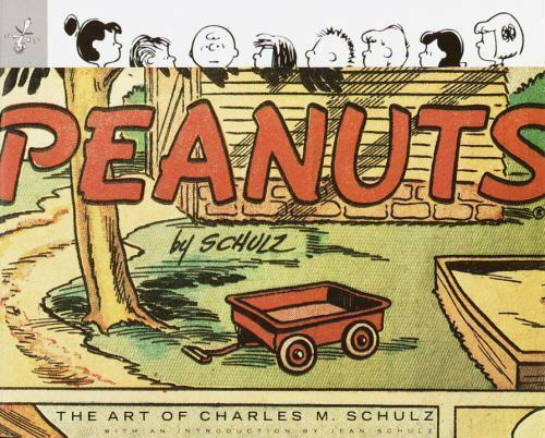 Pantheon Graphic Novels: Peanuts : The Art of Charles M