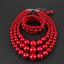 Women-Bohemian-Choker-Chunk-Crystal-Statement-Necklace-Wedding-Jewelry-Set thumbnail 156