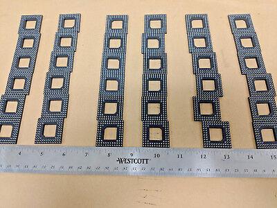 AMP PGA-1018M3-9-TG30-MOD 101-Pin PGA Machined Milled Socket New Quantity-2