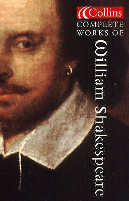 1 of 1 - Complete Works of William Shakespeare (Hardcover)-ExLibrary