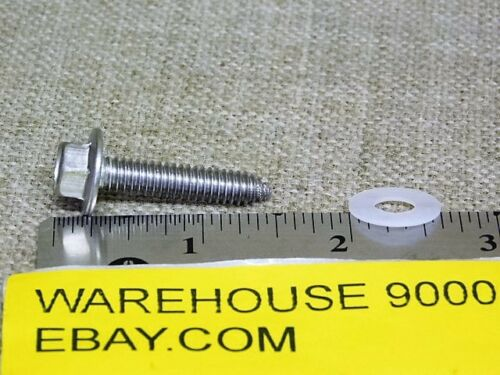 25 Stainless Steal Truck Mirror Mounting Screws Auveco #14976 GM 14007511 Chry.