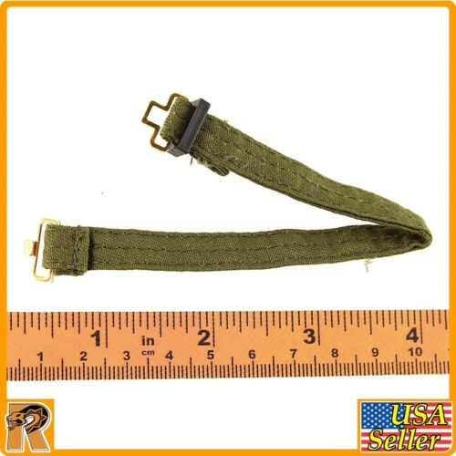 Action Figures Heavy Weapons ACC GI JOE 1//6 Scale Green Cloth Belt