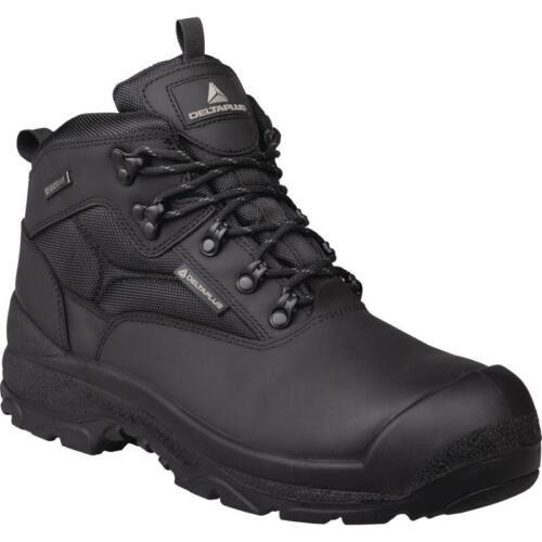 Delta Stivali di da sicurezza taglie impermeabile di Plus lavoro neri 12 Scarpe uomo da 7 Samy HwwxrUX