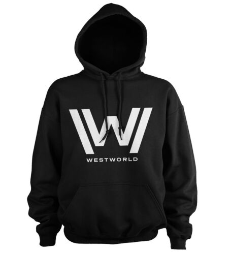 Officially Licensed Westworld Logo Hoodie S-XXL Sizes