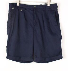 Lacoste Herren Freizeit Outdoor Chino Bermuda Shorts Größe 52 (W38) BDZ1197