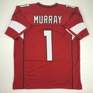 New-KYLER-MURRAY-Arizona-Red-Custom-Stitched-Football-Jersey-Size-Men-039-s-XL