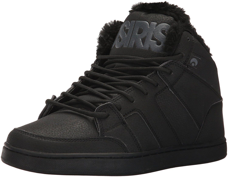 Black Skate Osiris Convoy Black  Black 45 Ultimo Rimasto! 94e4b5