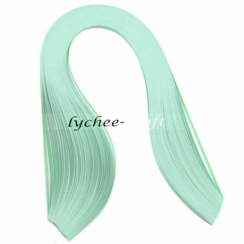 DIY 120 Strips 3mm Quilling Paper Mixed Origami Paper craft  HandCraft Colored
