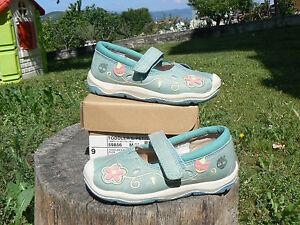 NUOVO-Timberland-59856-scarpe-bambina-num-26-modello-ballerine-Mary-Jane