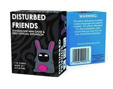 Disturbed Friends Main Set Base Game First Official Expansion Bundle