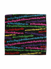 NEON MUSIC NOTES  BANDANA FROM HOT TOPIC NEW