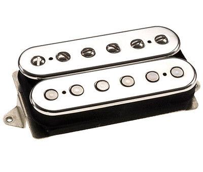 DIMARZIO DP155 Tone Zone Humbucker Guitar Pickup - CHROME TOP - F-SPACING