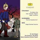Stravinsky: Soldiers Tale; Octet; Ragtime; Schoenberg: Chamber Symphony No. 1; Berg: Adagio (CD, Sep-2010, Deutsche Grammophon)