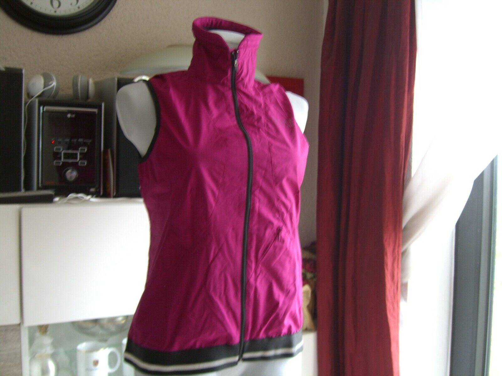 Gore NEU L Gr.40 pink Laufweste Weste Damen AS 2.0 Air Wear