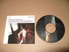 Mari Fujiwara Haydn Boccherini Concertos cd 1983 Japan cd Nr Mint Condition Rare