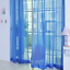 1-2-PCS-Valances-Tulle-Voile-Door-Window-Curtain-Drape-Panel-Sheer-Scarf-Divider thumbnail 24