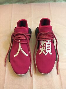 the best attitude d058f d2dc1 Details about Adidas pharrell human race NMD Freinds And Familly Chock Pink  BB0621 Sz 5.5