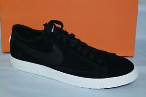 newest collection 0b8ae de45b Image is loading NIKE-BLAZER-LOW-MEN-039-S-LEATHER-SHOE-