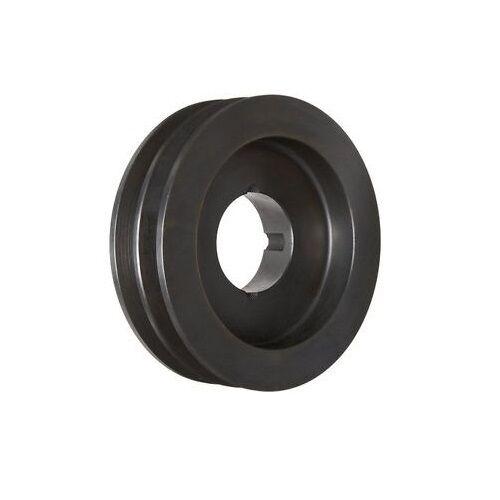 2 Groove 231mm OD Taper Lock 2517-224mm PCD SPB224x2 V Vee Belt Pulley