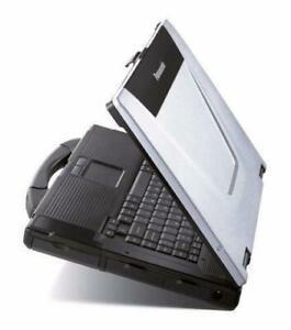 Panasonic Toughbook CF-52 15.4 Laptop intel core2Duo 4GB RAM 256GB SSD Wifi DVDRW Windows7 1000Knit Screen MS Office Canada Preview