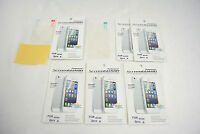 6x Clear Front+back Screen Shield Protector Full Body For Apple Iphone 4 4s