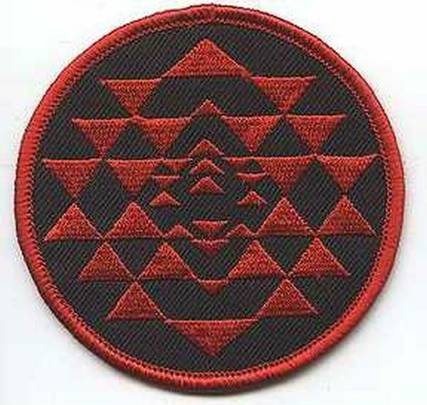 BSG Red Colonial Patch