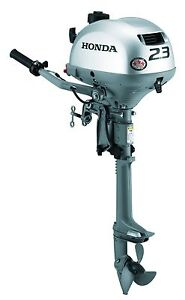 New honda outboard 2 3 hp 20 shaft m n bf2 3dhlch free for Honda 2 5 hp outboard motor