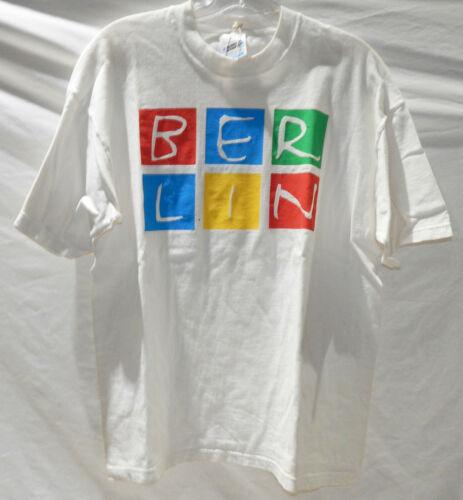 1980's Berlin Concert T-shirt