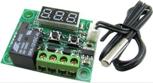50 to 110 degrees W1209 precision temperature controller