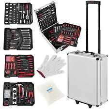 XXL PROFI Werkzeugkoffer 1001 Werkzeugkasten, Werkzeugkiste Werkzeug Trolley Set