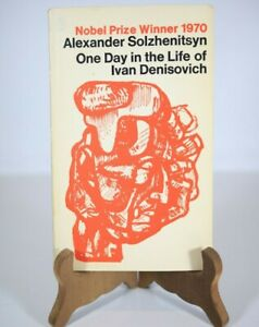One Day in the Life of Ivan Denisovich - Alexander Solzhenitsyn 1971