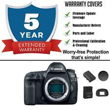 Canon 5D mark IV 30.4 MP DSLR Digital Camera Body + 5yr Warranty