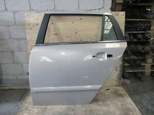 2007-Holden-Astra-CDX-Wagon1-8L-Ei-2005-2007-LEFT-REAR-DOOR-SHELL-SILVER-Z167
