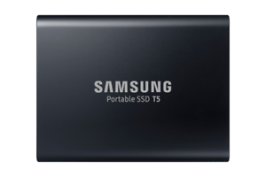 Samsung Portable SSD T5 2TB USB3.1 Gen2 Typ-C schwarz