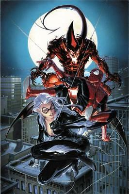 black cat cosplay Symbiote