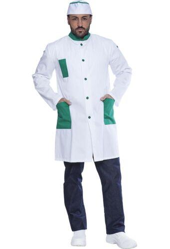 Salumeria Unisexe Alimentaire Gp Boucherie Blouse L435 Italia 3 Couleurs qEdnCzTx
