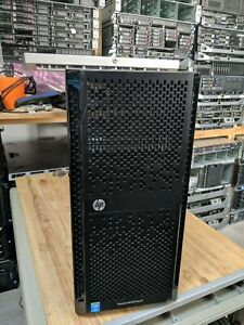 HP ML150 Gen9 xeon e5-2620v3 32gb DDR4 ram 8*300gb sas 15k 550w psu tower server