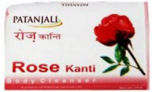 Patanjali-Rose-Kanti-Body-Cleanser-Bathing-Soap-75-gm-3-Pack