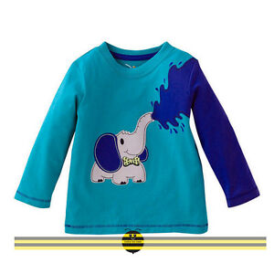 Hot Air Balloons Girl Long Sleeve Top Sweater 100/% Cotton 18M - 6 Years