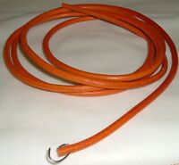 """TREADLE BELT REAL LEATHER fits Singer Jones Sewing Mchs with Clip Fits All 72"""""""