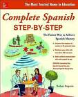 Complete Spanish Step-by-Step by Barbara Bregstein (Paperback, 2016)
