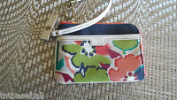 Fossil Wristlet Ivy Floral With Tags So Cute