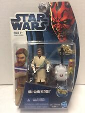 N CW12 12 OBI-WAN KENOBI Action Toy Figure Star Wars The Clone Wars Series No
