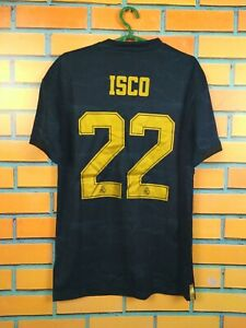 Isco Real Madrid Jersey 2019 Away SMALL Shirt Adidas Football Soccer FJ3151
