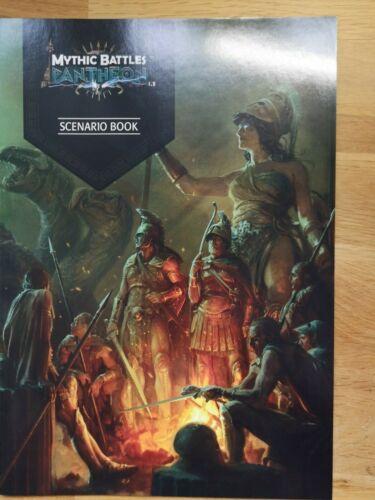 ENGLISH SCENARIO BOOK //MYTHIC BATTLES PANTHEON 1.5//S //