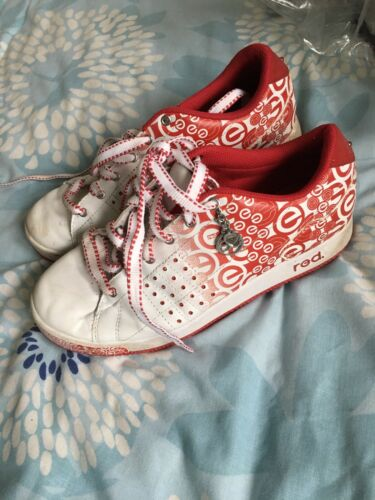 Trainers 6 Size donnas Red Used q16XOntq