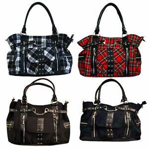 punk shoulder bags